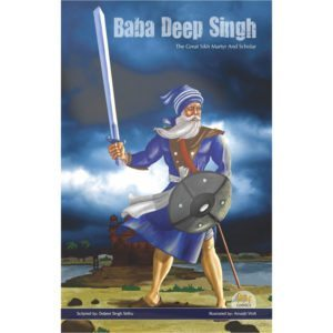 Baba Deep Singh Jee Graphic Novel