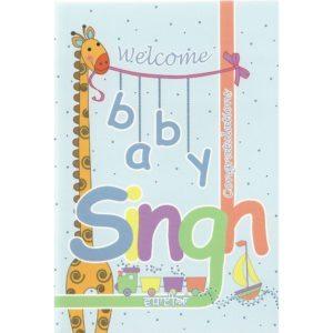 Greetings Card - Baby Singh