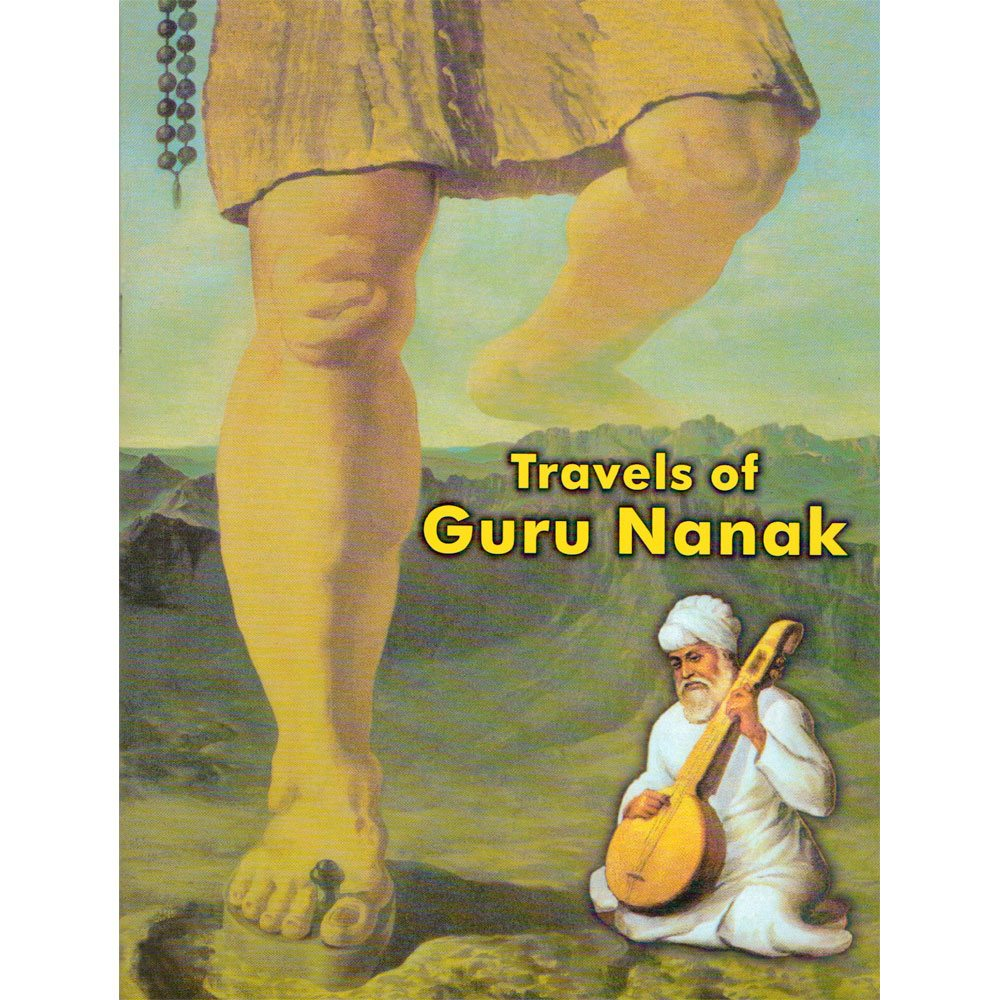 Travels of Guru Nanak Activity Book