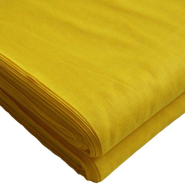 Mal Mal Yellow Dastar (Turban) 1