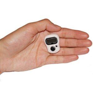 Digital Finger Tally Counter / Simrana