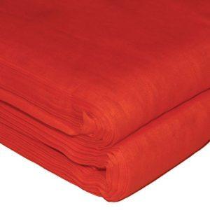 Full Voile Dark Orange Dastar (Turban)