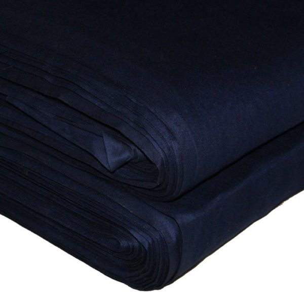 Mal Mal Navy Blue Dastar (Turban) 1