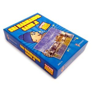 Jigsaw Puzzle - Harmandir Sahib