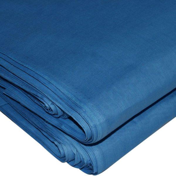 Full Voile Sky Blue Dastar (Turban) 1