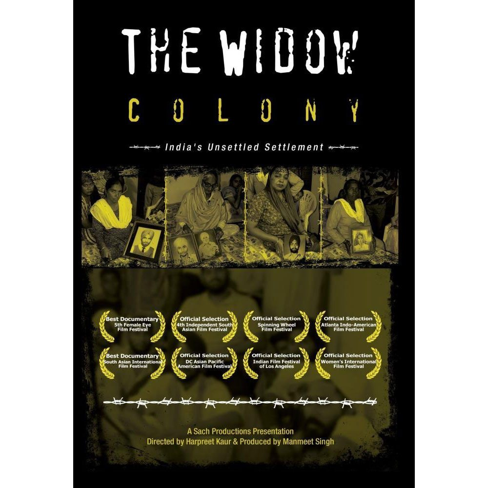 The Widow Colony DVD
