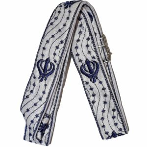 Decorative Blue Khanda Gatra